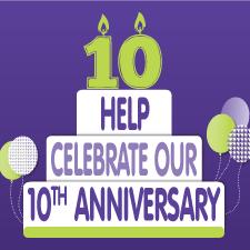 croppedimage225225 10th Birthday Celebration