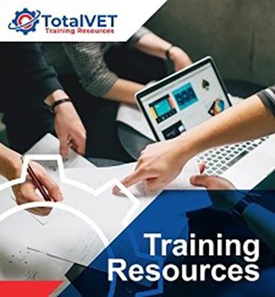 totalvet training resources and materials